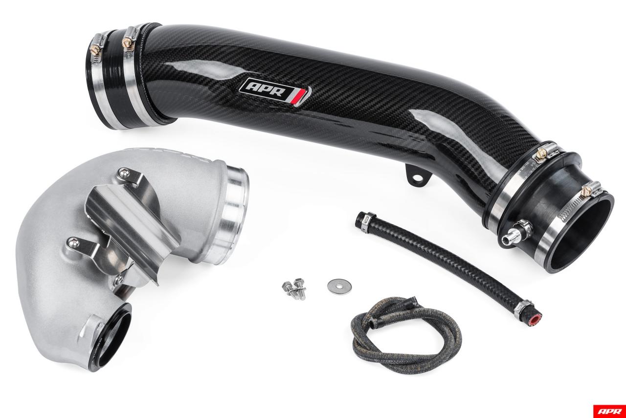 2.5 TFSI EVO Turbo Inlet System