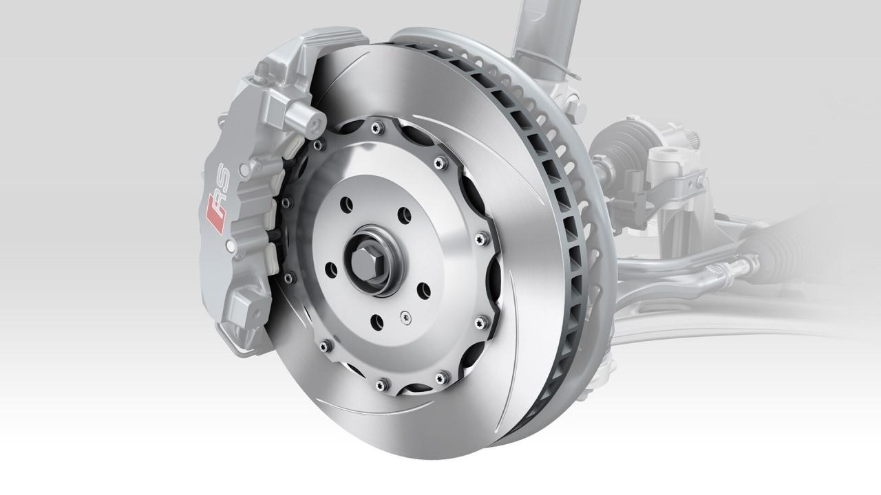 19-Zoll Bremsscheiben Komplettsatz Vorderachse